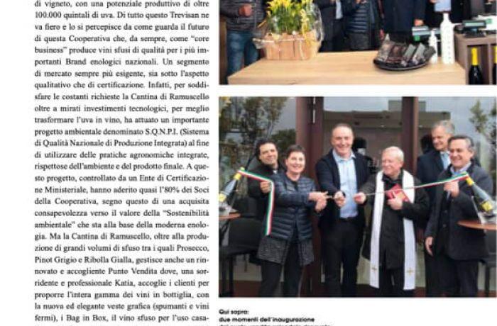 """TOP Taste Of Passion"" incontra il Presidente Gianluca Trevisan"
