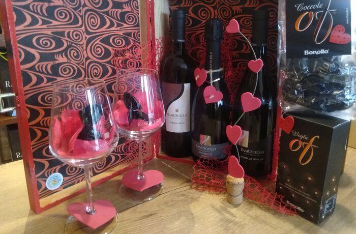 A San Valentino, sorprendi con gusto!