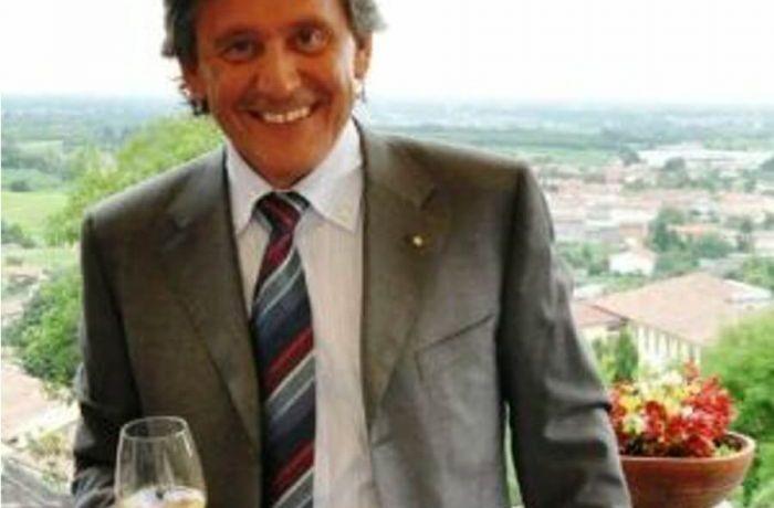 Presidente Ass. Enologi ed Enotecnici del FVG Rodolfo Rizzi